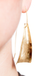"""Freedom"" Earrings (14K Gold-filled)"