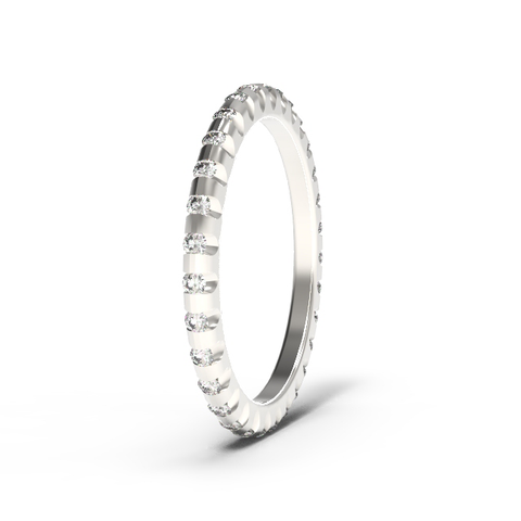 """Archway"" Eternity Band"