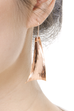 """Freedom"" Earrings (14K Rose Gold-filled)"