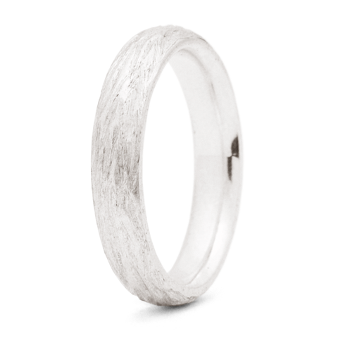 """Willow"" - 4mm Comfort-fit Band"