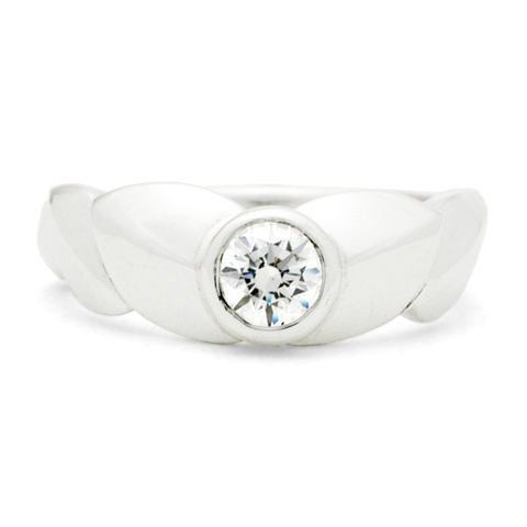 """Trillium Meadows"" - 1/2ct Ring"