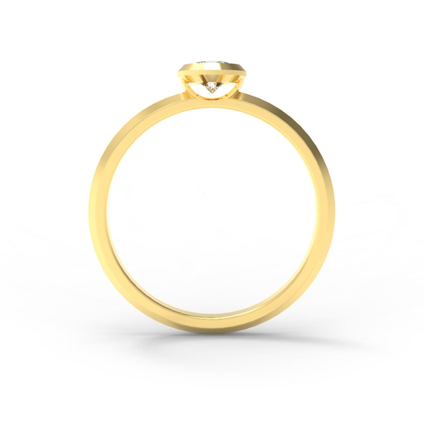 """The Minimalist"" - 1/4ct Classic Ring"