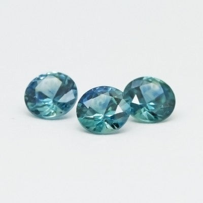 "5.0mm ""Medium Denim"" Montana Sapphires"