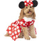 Minnie Mouse Pet Costume - kostumed