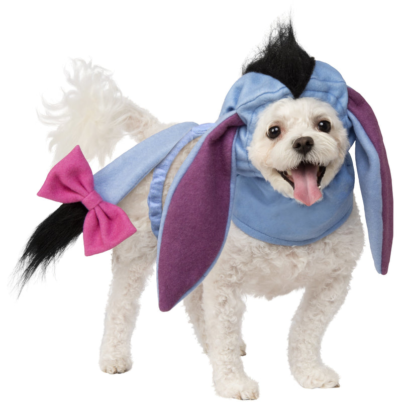 Eeyore Hat and Tail Pet Costume - kostumed