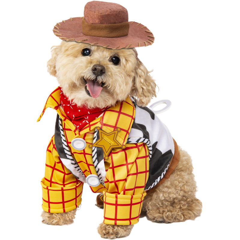 Woody Toy Story Pet Costume - kostumed