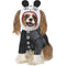 Scary Teddy Nightmare Before Christmas Pet Costume - kostumed