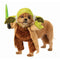 Yoda with Lightsaber Star Wars Walking Pet Costume - kostumed