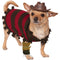 Freddy Krueger Pet Costume - kostumed