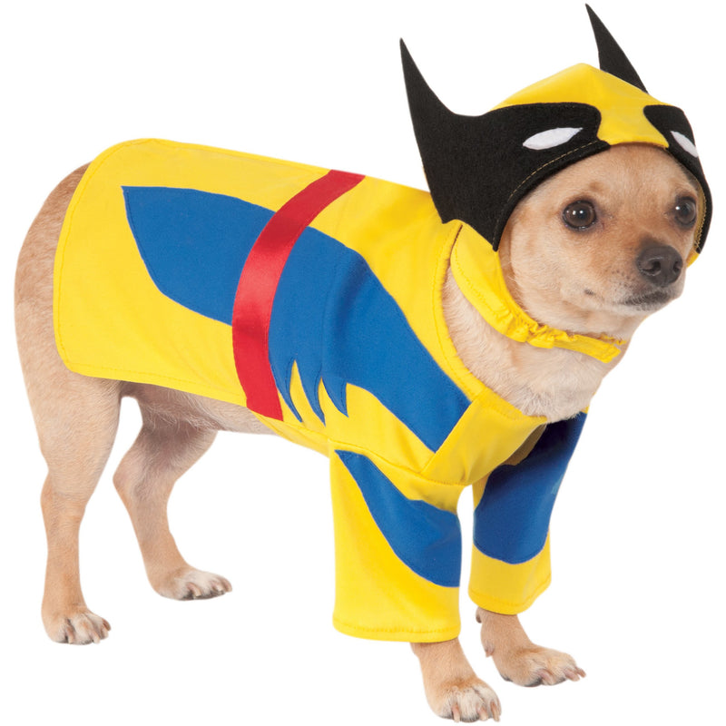 Wolverine Pet Costume - kostumed