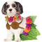Hula Girl Pet Costume - kostumed