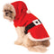 Santa Hoodie Pet Christmas Costume - kostumed