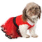 Santa Sweetie Dress Pet Christmas Costume - kostumed