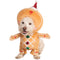 Gingerbread Man Walking Pet Costume - kostumed