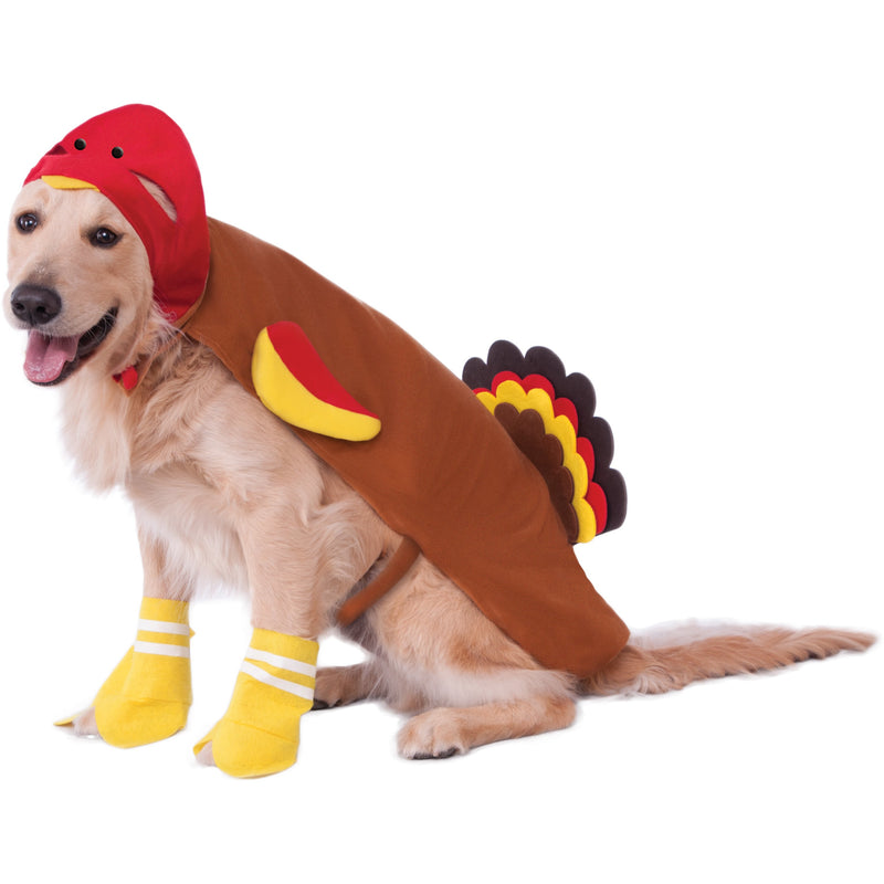 Turkey Pet Costume - kostumed