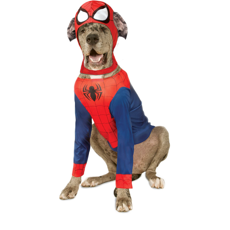 Spiderman Pet Costume - kostumed