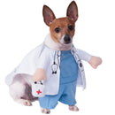 Vet Doctor Walking Pet Costume - kostumed