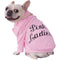 Pink Ladies Jacket Grease Movie Pet Costume - kostumed