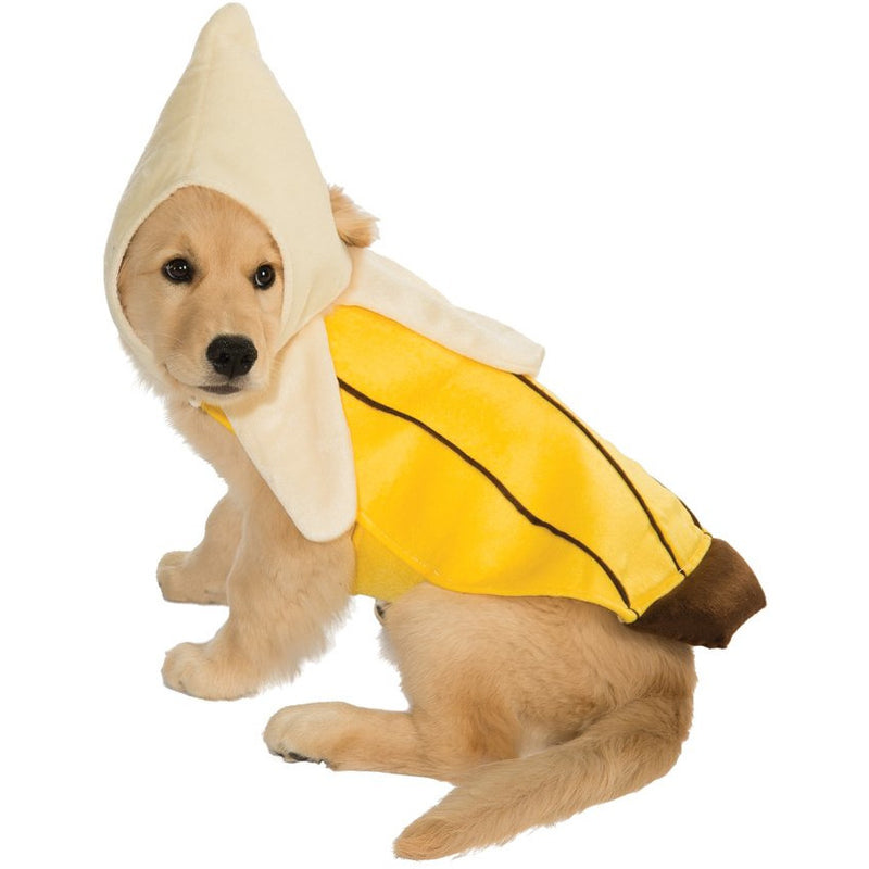 Banana Pet Costume - kostumed