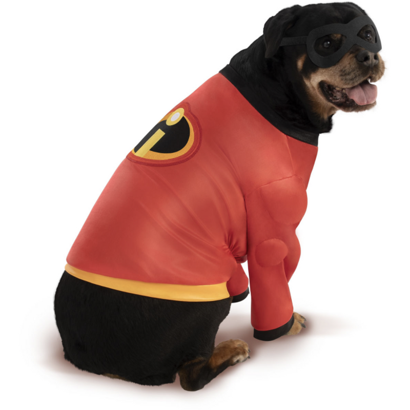 Big Dog Incredibles Disney Pet Costume - kostumed