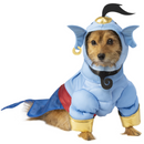 Genie Aladdin Pet Costume - kostumed