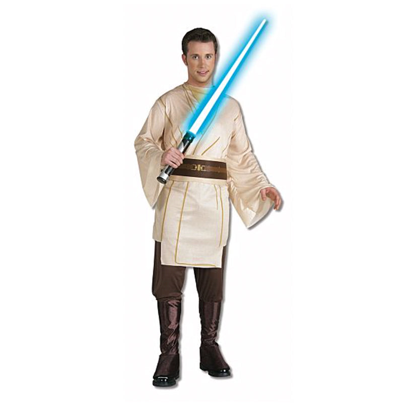 Deluxe Jedi Star Wars Adult Costume - kostumed