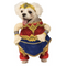 Walking Wonder Woman Justice League Pet Costume - kostumed