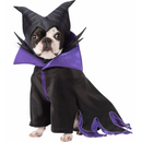 Maleficent Disney Villains Pet Costume - kostumed
