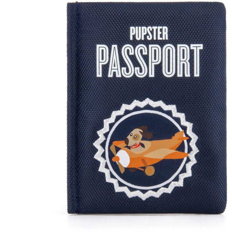 Passport Dog Toy - kostumed