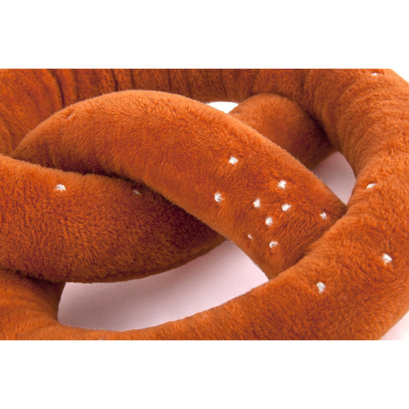 Pretzel Dog Toy - kostumed