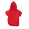 Red Pet Hoodie - kostumed