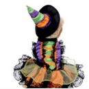 Purple Witch Dress Pet Costume - kostumed