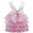 Bling Bow Pet Dress - kostumed