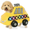 I Love New York Taxi Cab Pet Costume - kostumed