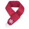 Snowflake Christmas Pet Scarf - kostumed