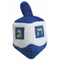 Multipet Musical Dreidel Dog Toy - kostumed