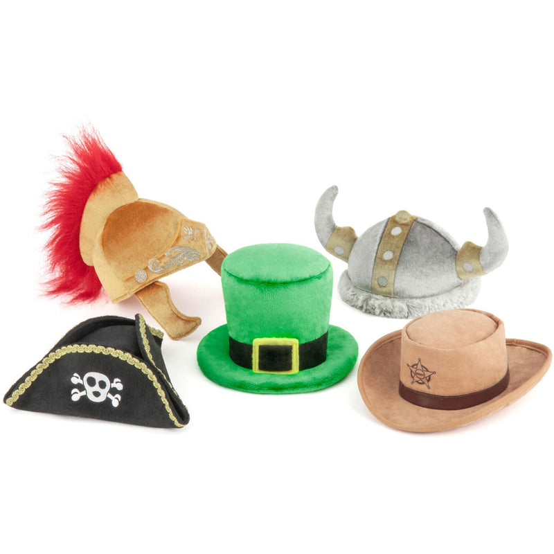 Leprechaun Hat Dog Toy - kostumed