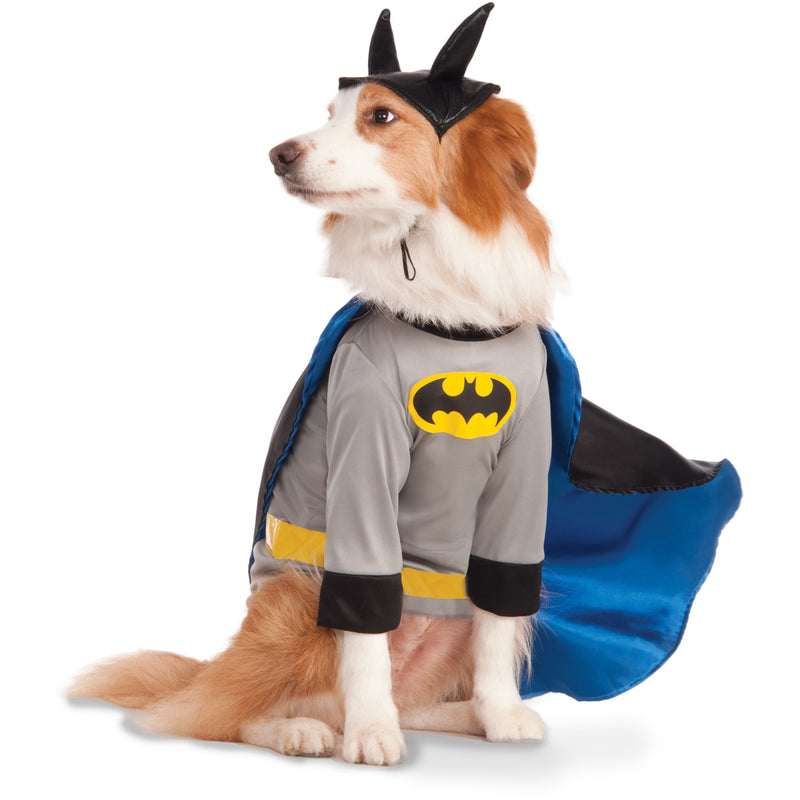 Big Dog Batman Pet Costume - kostumed