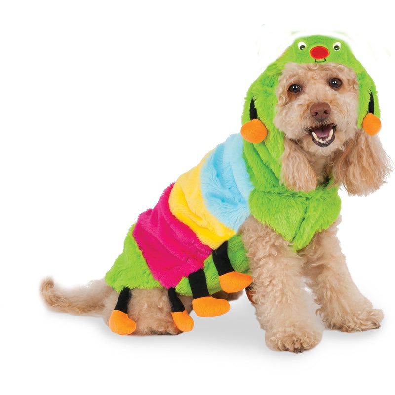 Caterpillar Cutie Pet Costume - kostumed