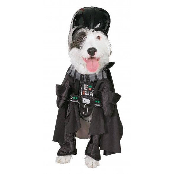 Darth Vader Star Wars Walking Pet Costume - kostumed