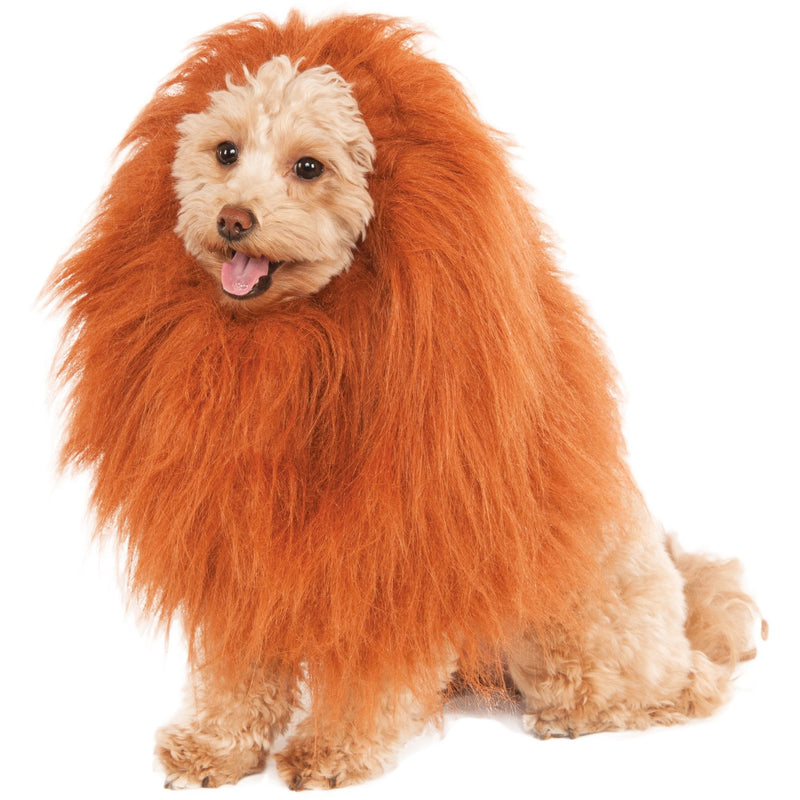 Lion Mane Pet Costume - kostumed