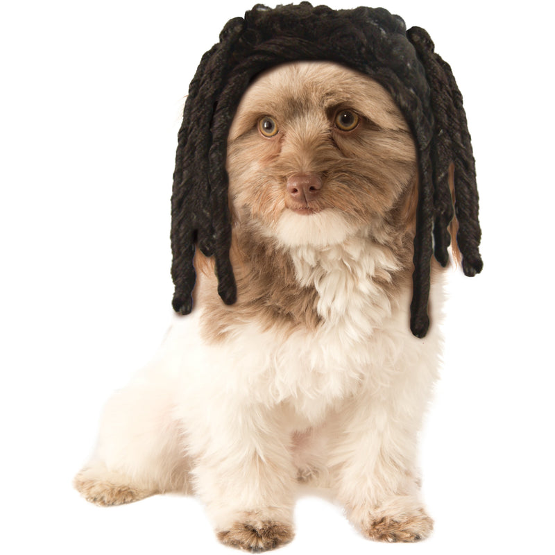 Dreadlocks Pet Wig - kostumed