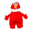 Elmo Pet Costume - kostumed