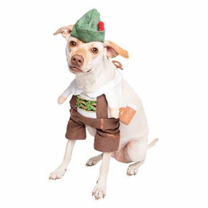 German Oktoberfest Pet Costume - kostumed