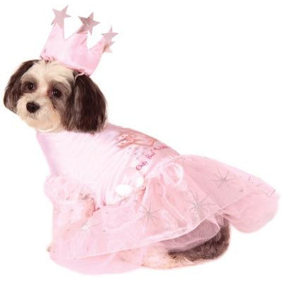 Glinda Wizard of Oz Pet Costume - kostumed