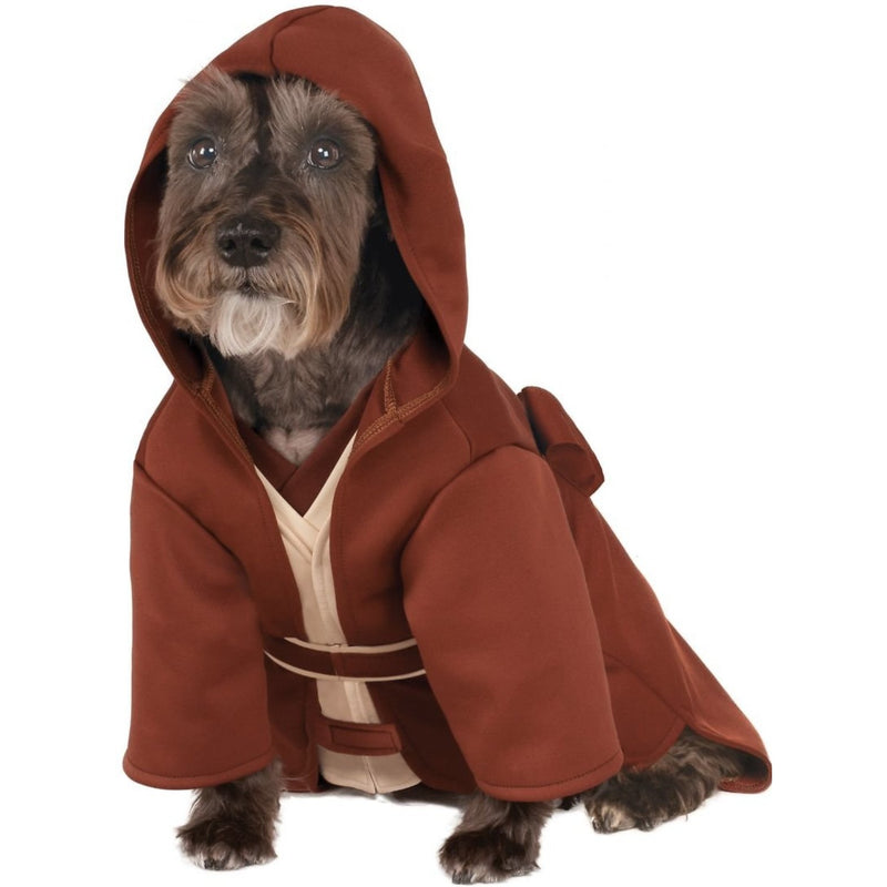Jedi Robe Star Wars Pet Costume - kostumed