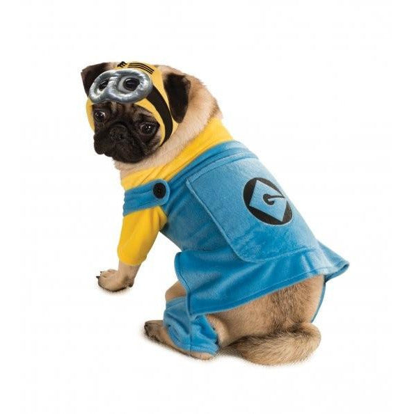 Minion Dress Pet Costume - kostumed