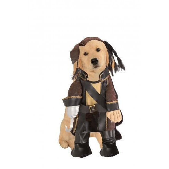 Pirate Matey Pet Costume - kostumed