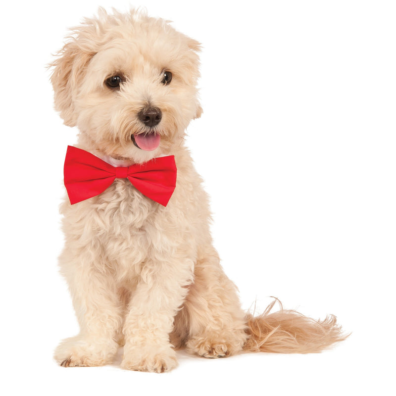 Red Pet Bowtie - kostumed