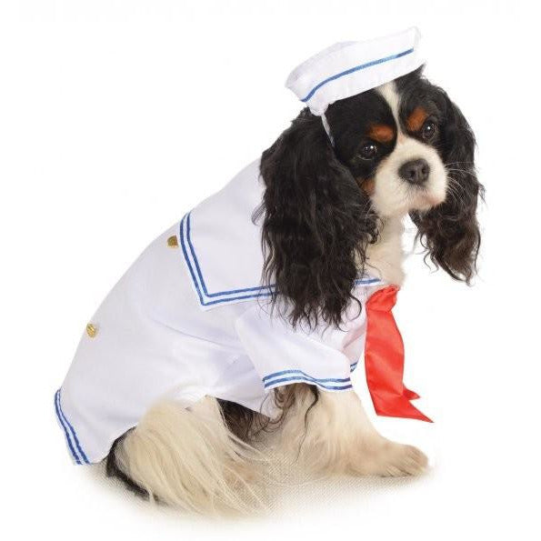 Sailor Boy Pet Costume - kostumed